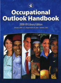 Occupational Outlook Handbook 2008-09 (Clothbound)