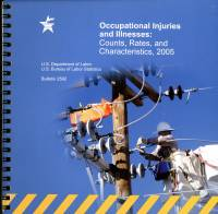 National Compensation Survey: Occupational Injuries and Illnesses Chartbook, 2005