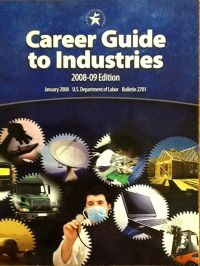Career Guide to Industries, 2008-09