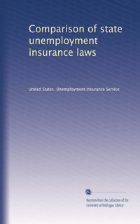 Comparison of State Unemployment Insurance Laws, 2005