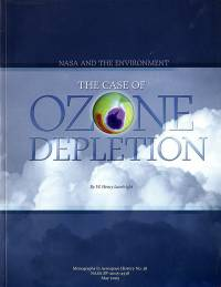 NASA and the Environment: The Case of Ozone Depletion