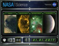 NASA Science 2017 (wall Calendar)