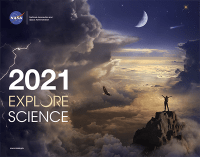 2021 Explore Science (NASA Calendar)