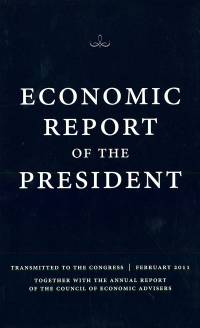 Economic Report of The President, 2011
