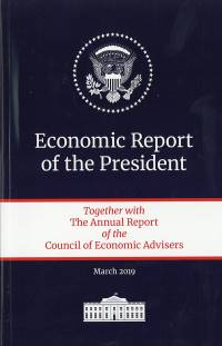 Economic Report Of The President 2019
