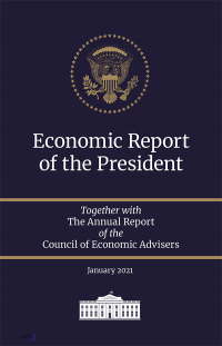 Economic Report Of The President 2021