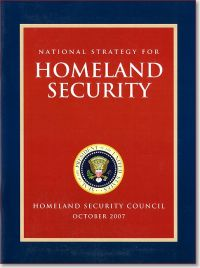National Strategy for Homeland Security (October 2007)