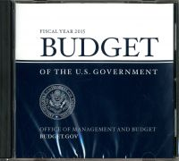 The Budget of the U.S. Government, Fiscal Year 2015 (CD-ROM)