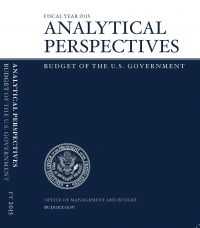 Fiscal Year 2015 Analytical Perspectives, Budget of the U.S. Government