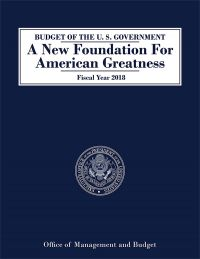 Budget of the United States Government, FY 2018 (Paperback Book)