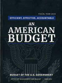 budget of the united states government fiscal year 2019