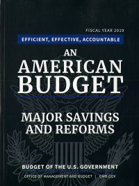 Major Savings And Reforms, Budget Of U.s. Government 2019