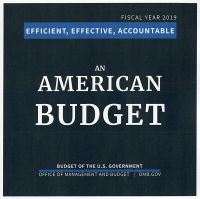 Budget Of The United States Government(cd-rom) 2019