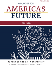 Budget Of The U.S. Government: Appendix, Fiscal Year 2021