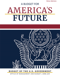 Budget Of The U.S. Government, Fiscal Year 2021: Major Savings And Reforms
