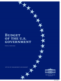 Budget of The United States Government, Fiscal Year 2022