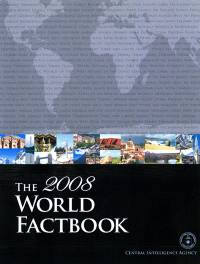 The World Factbook, 2008