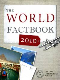 The World Factbook, 2010