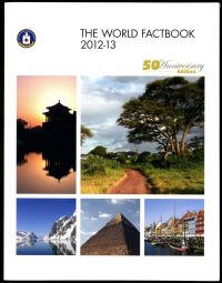 The World Factbook 2012-13