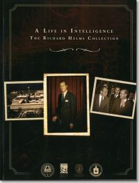 A Life in Intelligence: The Richard Helms Collection (Book and DVD)