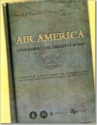Air America: Upholding the Airmen's Bond (Book and DVD)