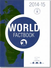 The World Factbook 2014-2015