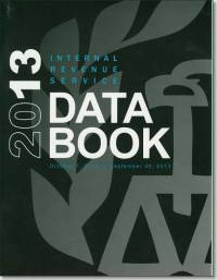 Internal Revenue Service Data Book 2013