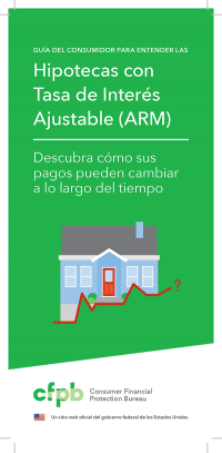 Guia Para El Consumidor Sobre Hipotecas A Tasa Adjustable (arm) Spanish Language Publication(package Of 100)