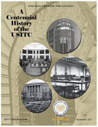 A Centennial History Of The U.S. International Trade Commission(USITC)