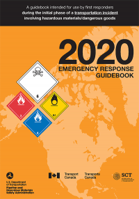 Emergency Response Guide Book 2020 Edition