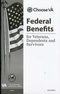 Federal Benefits For Veterans And Dependents, 2019