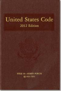 United States Code, 2012 Edition, V. 5, Title 10, Armed Forces, Section 1431-7921