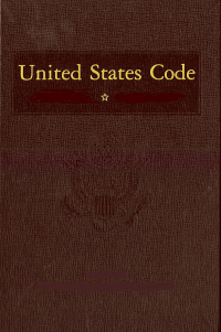 United States Code 2018 Edition Volume 27