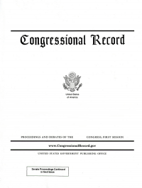 Vol 165 #172 10-30-19; Congressional Record