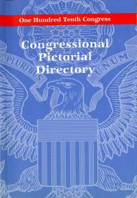 Congressional Pictorial Directory, 110th Congress (Clothbound)