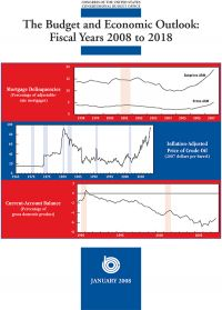 Budget and Economic Outlook: Fiscal Years 2008-2018