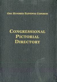 Congressional Pictorial Directory, One Hundred Eleventh Congress, June 2009 (Hardcover)