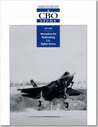 Alternatives for Modernizing U.S. Fighter Forces: A CBO Study