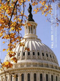 United States House of Representatives Telephone Directory, Fall 2009