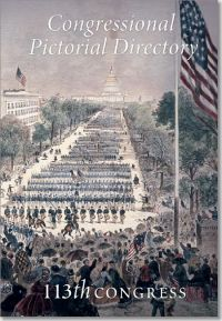 Congressional Pictorial Directory, 113th Congress, 2013 (Paperbound)