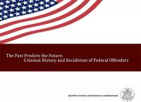 The Past Predicts The Future: Criminal History and Recidivism of Federal Offenders