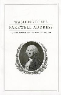 Washington\'s Farewell Address to the People of the United States