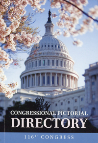 Congressional Pictorial Directory, 116th Congress(Paperback)