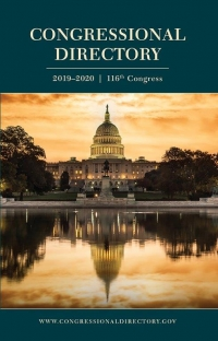 Official Congressional Directory, 2019-2020, 116th Congress(Paperback)
