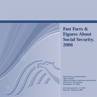 Fast Facts And Figures About Social Security, 2006