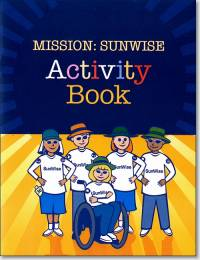Mission: Sunwise Activity Book (2013)