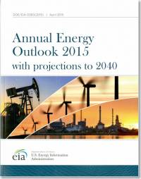 Annual Energy Outlook 2015 With Projections to 2040