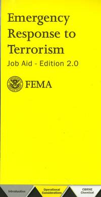 Emergency Response to Terrorism: Job Aid
