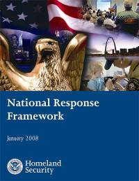 National Response Framework, 2008