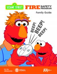 Sesame Street Fire Safety Program Family Guide
